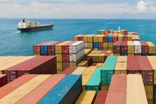 Groupage maritime