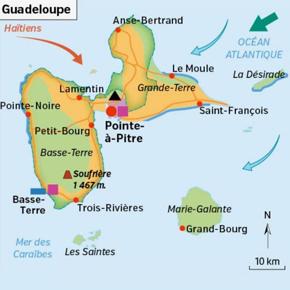 Déménagement Guadeloupe