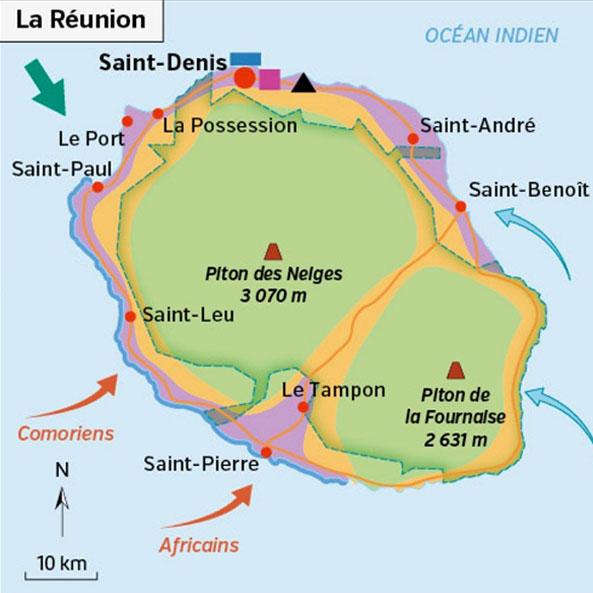 Déménagement La Réunion