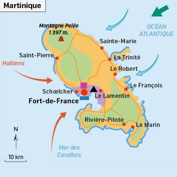 Déménagement Martinique