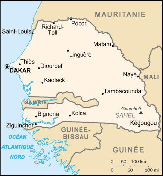 Déménagement Sénégal
