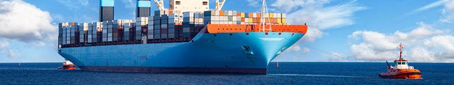Transport maritime Voiture