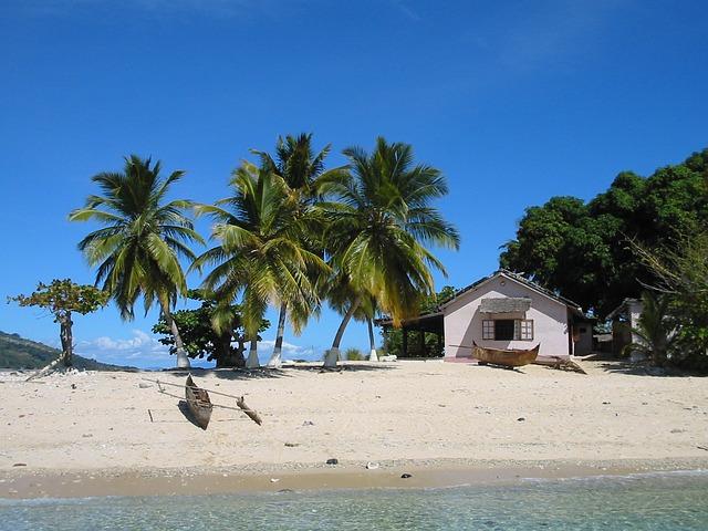 Déménagement à Madagascar